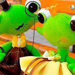 Игрушки Лягушки ПАРА