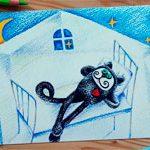 Валентинка открытка Котя