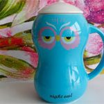 Чашка животное Сова