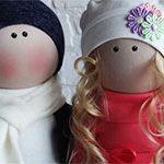 Куклы большие ПАРА