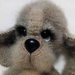 Детская игрушка собака — символ-талисман в Новый Год собаки 2018!