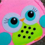 Pюкзак совушка Pink