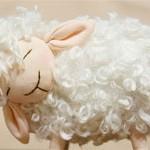 Игрушка овечка Кудряша