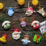 Новогодние игрушки из полимерной глины своими руками — новый тренд для самых модных елок 2018 года
