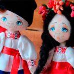 Куклы пара Наречені