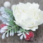Брошка цветок РОЗА