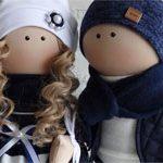 Интерьерные куклы Морячки