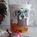 Чашка Собака Winter