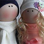 Игрушки Valentine doll