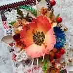 Конверт для денег Flowers