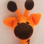 Игрушка Жирафка