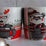 Набор Новогодние чашки