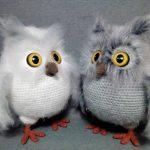 Мягкая игрушка сова — символ мудрости и верная хранительница семейного счастья