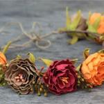 Венок Цветы осени