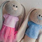 Свадебные игрушки Зайки