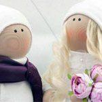 Куклы свадебные