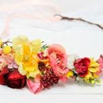 Венок Солнечные цветы