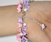 Браслет Flowers for women