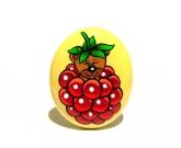 Брошь Bear and Berries