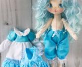 Детская кукла Мальвина