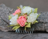 Гребень для волос Roses