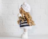 Интерьерная кукла Морячка