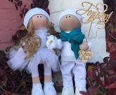 Интерьерные куклы Wedding