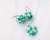 Комплект Mint Flowers
