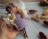 Кукла блондинка Ромашка