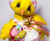 Курочка с яйцами игрушка