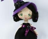 Мини кукла Хэллоуин