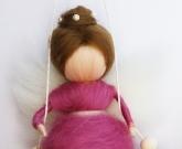 Мини куколка Фея Ангел