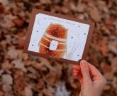 Новогодняя открытка Friends