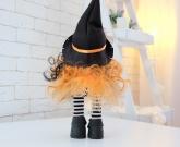 Оберег ведьма кукла