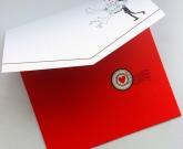 Открытка почтовый Конверт