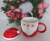 Сувенир чашка Санта