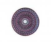 Сувенир тарелка Purple