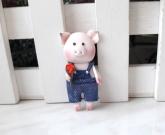 Свинья магнит Джентльмен