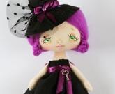Ведьма авторская кукла