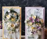 Женская открытка FLOWERS