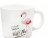 Большая чашка Flamingo