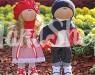 Куклы на годовщину свадьбы