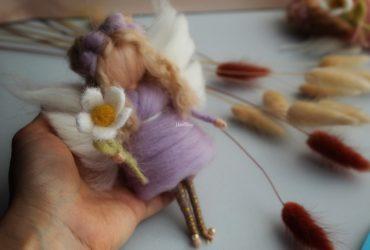 Сувенир-подвеска Кукла