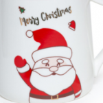 Чашка новогодняя Santa