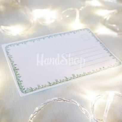 Праздничная открытка на пасху