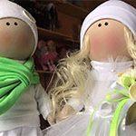 Свадебные куклы Spring