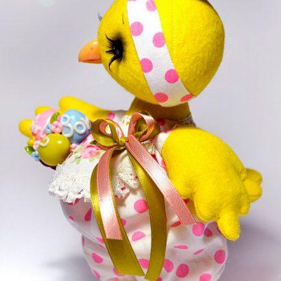 Игрушка курочка с яйцами Girl, Boy