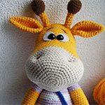 Игрушка жираф BOY