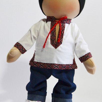 Большая авторская кукла козак Ukraine