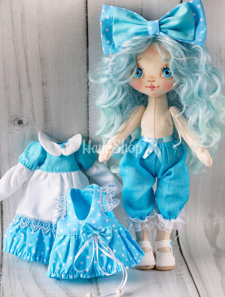Детская большая игровая кукла мальвина